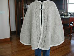finished cloak