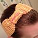 Knotty But Nice Headbands pattern