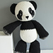 Large Amigurumi Panda pattern