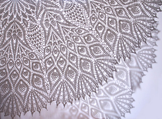 Ravelry Grand Lace Tablecloth Pattern By Olga Alex