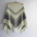 Nayyat shawl pattern