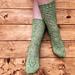 Guildhall Yard Socks pattern