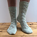 Summer Vine Socks pattern