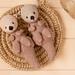 Crochet otter toy pattern