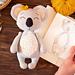 Crochet koala toy pattern