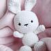 Classic Amigurumi Bunny pattern