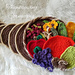 Thanksgiving Cornucopia Decor pattern