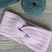Sway Headband pattern