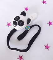 Cat Kid Design - Amigurumi Panda Set | MiaMano | 193x170