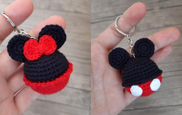 Bebek Anahtarlık Tarifi / Baby Keychain Pattern | Amigurumi, Amigurumi  oyuncak bebek, Amigurumi modelleri | 405x640