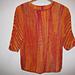 Bias-Sleeve Sweater pattern