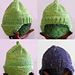 Tiny Baby Ear Snuggling Hat pattern