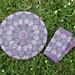 Allium Hat and Mitts pattern
