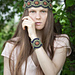 Midsummer Bracelet and Headband Set pattern