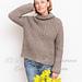 Tordis Sweater pattern