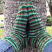 Spanglish Socks pattern