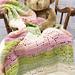 Marguerite Baby Blanket pattern
