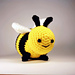 Buzzie the Bee pattern