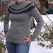 Seamless Yoke Sweater pattern