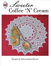 Sweeter Coffee N Cream Doilies