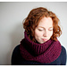 Twisted Sister Cowl pattern