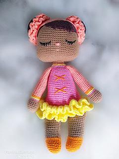 Handmade crochet doll from TammyBCreations. African American ... | 320x240