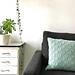 Leafy pillow pattern