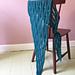 Bark shawl pattern