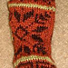 Fair Isle Mitts pattern