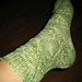 Lace Socks pattern