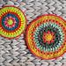 Frank Mandala pattern