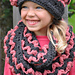 Victoria Infinity Scarf pattern