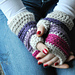 Johnny Fingerless Gloves pattern