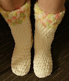 Ravelry: Boots \u0026 Slippers pattern by