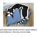 Raccoon Scarf Knitting Pattern pattern