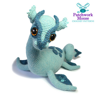 Meteoorbooks.com | Unicorns, Dragons and More Fantasy Amigurumi | 320x320