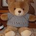 Teddy Tees pattern