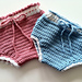 Everyday Diaper Cover Soaker pattern