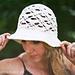 Willow Sun Hat pattern