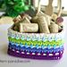 Dragonfly Coasters Caddy Basket pattern