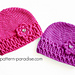 Dana's Dream Hat Beanie Slouchy pattern