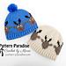 Reindeer Hat pattern