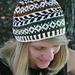 Easy Fair Isle Hat pattern