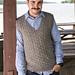 Burlington Men's Vest pattern