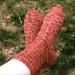 Spring Socks pattern