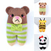 Knot Forgotten Knit Bear pattern