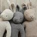 Dress Up Rabbit Doll pattern