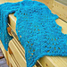 Peacock Lace Scarf pattern