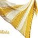 Mélinda shawl pattern