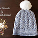 Le bonnet de Rosalie pattern
